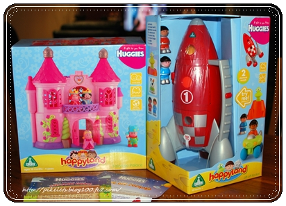 Huggies Toys