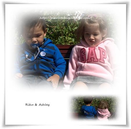 Riku&Ashley