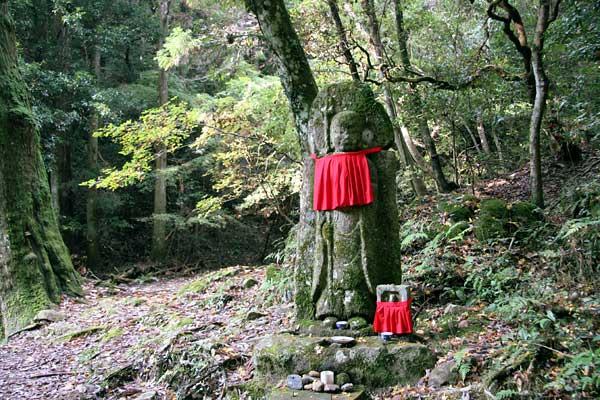石仏 滝坂道6