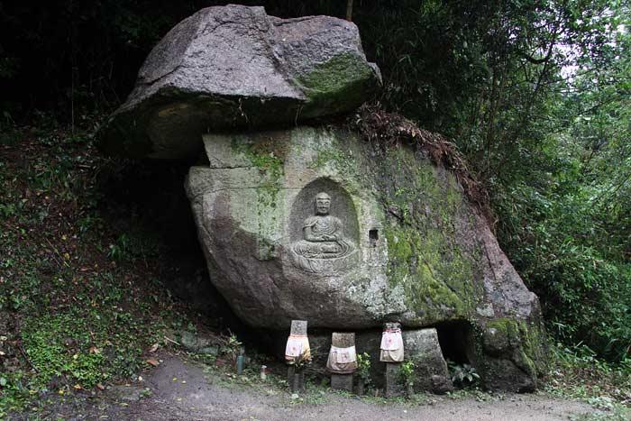 岩船寺 石仏9