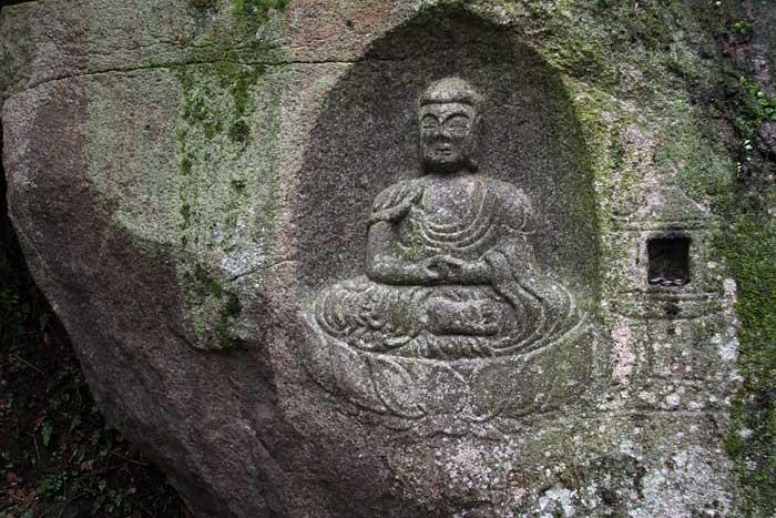 岩船寺 石仏10