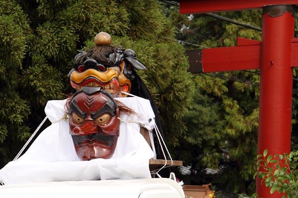 和爾下神社 秋祭り7