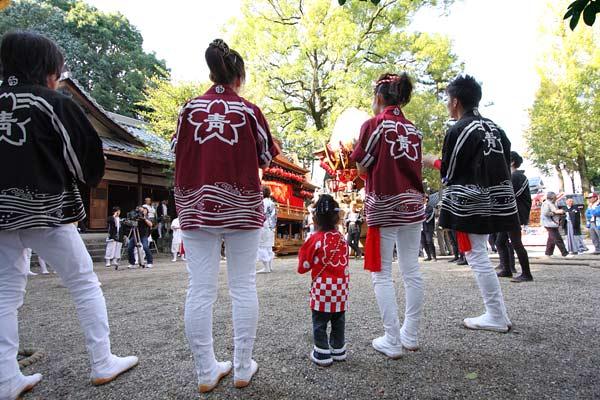 箸尾 戸立祭 本宮3