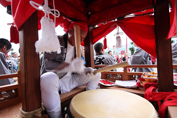 墨坂神社 秋祭り2
