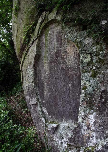 岩船寺 石仏3