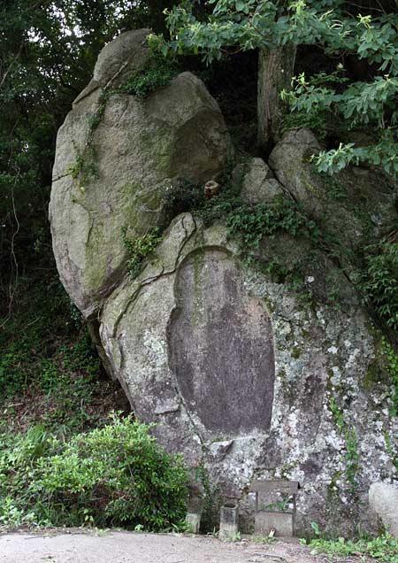岩船寺 石仏4