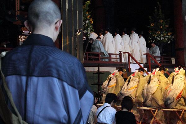 東大寺 合同の祈り3
