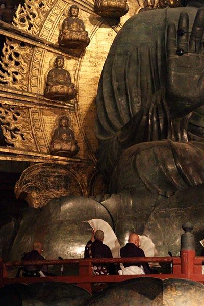 東大寺 合同の祈り4