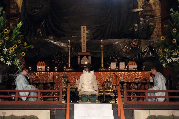東大寺 合同の祈り5