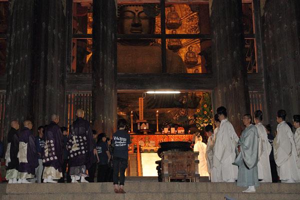 東大寺 合同の祈り7