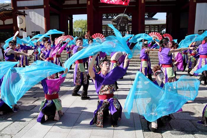 バサラ祭り 東大寺1