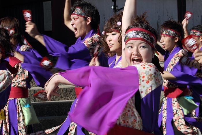 バサラ祭り 東大寺2