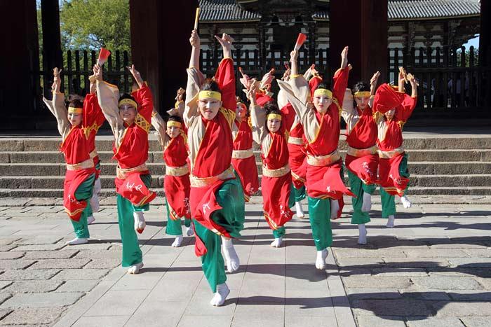 バサラ祭り 東大寺3