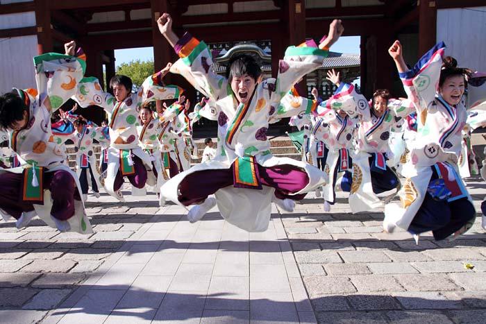 バサラ祭り 東大寺4