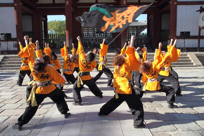 バサラ祭り 東大寺5
