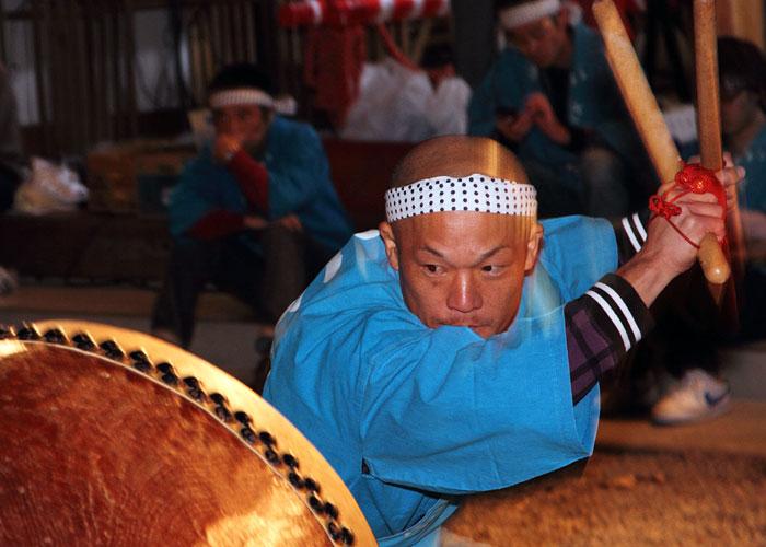 海神社 いさめ踊り3