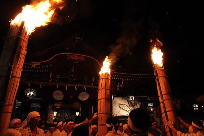 大神神社 繞道祭1