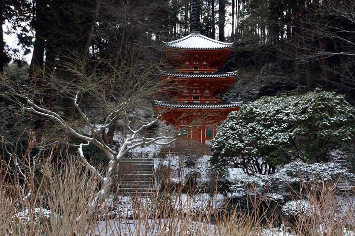 雪の岩船寺3