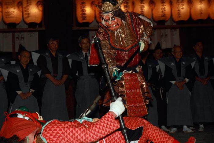 興福寺 追儺会3