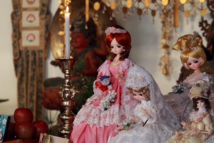 正暦寺 人形供養3