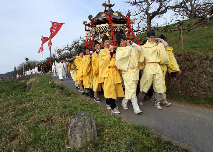 ちゃんちゃん祭り1