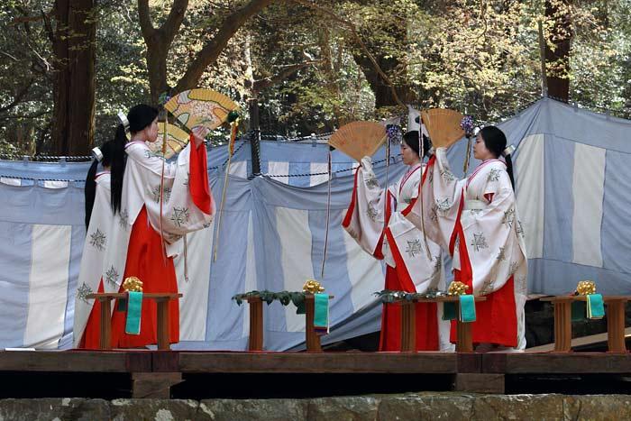水谷神社 鎮花祭3