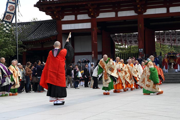 東大寺 練り行列3