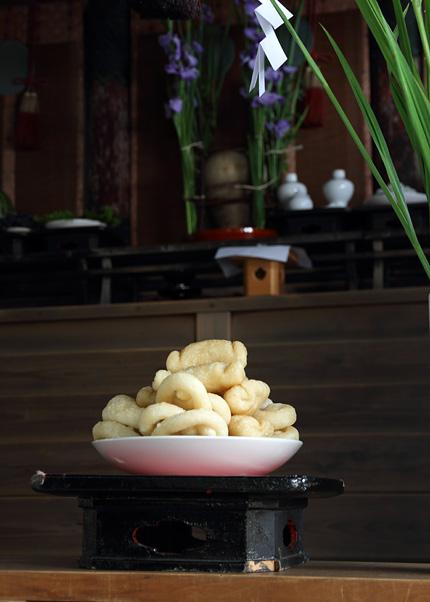 漢国神社 菖蒲祭4