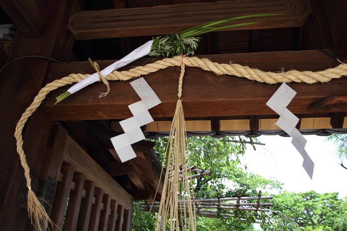 漢国神社 菖蒲祭5