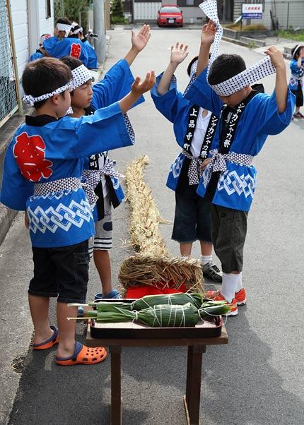 シャカシャカ祭り1