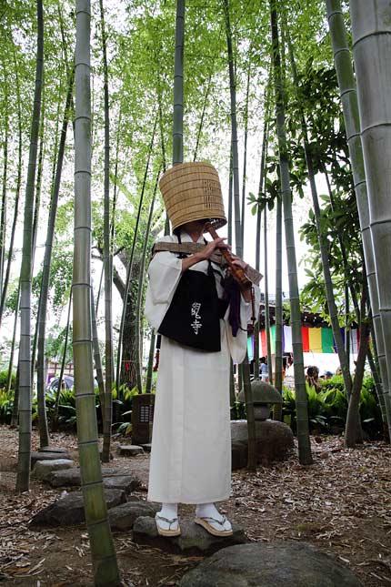 大安寺 竹供養1
