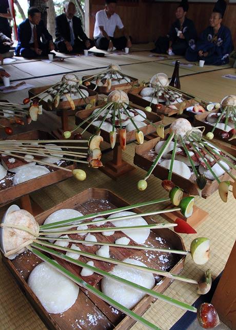 恩智神社 シンカン祭り2