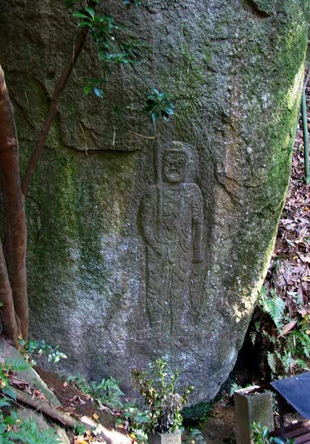 岩船寺 石仏6