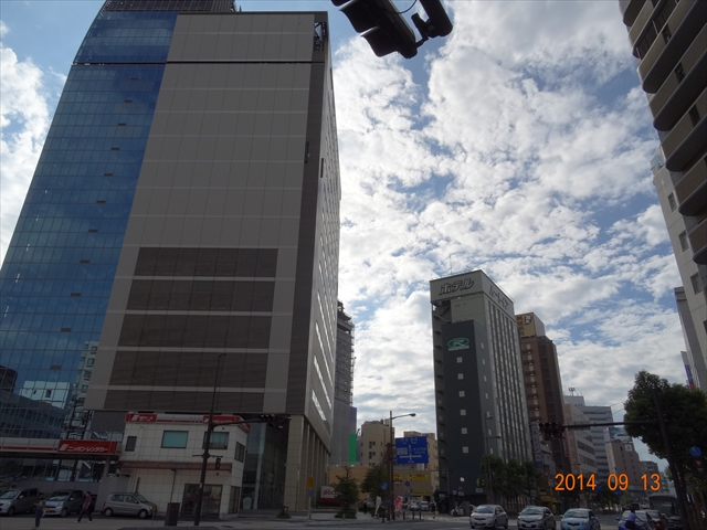 大分市街 1