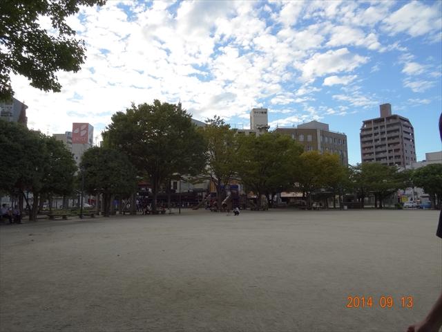大分市街 公園