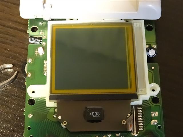 修理前液晶