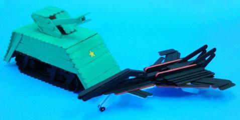 戦車・ジェット機