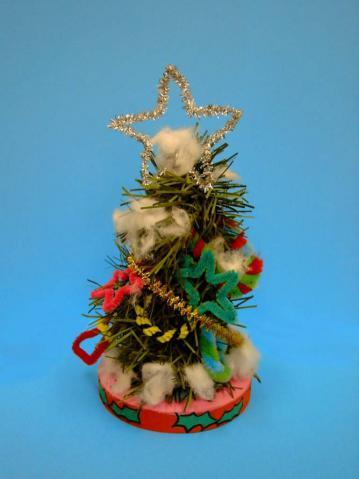 クリスマスツリー(ミニ)