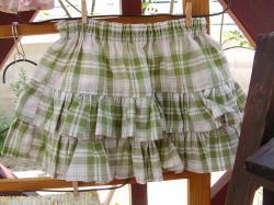 縫夢スカート①