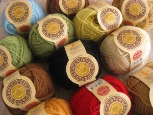 エコタワシ毛糸