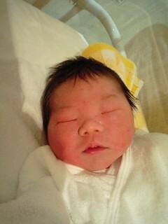 BABY2日目