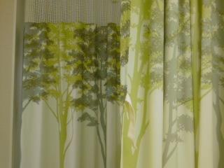 病室カーテン