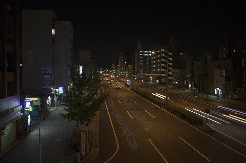 深夜の広小路通921