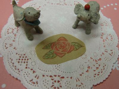 薔薇のはんこ2