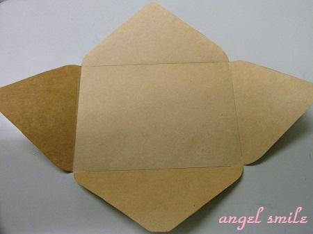 ガーベラの封筒1