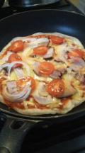 もちピザ 1