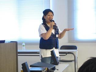 小川圭子さん