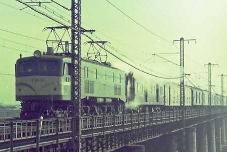 岡山旭川鉄橋5