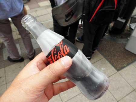 コーラ試飲2