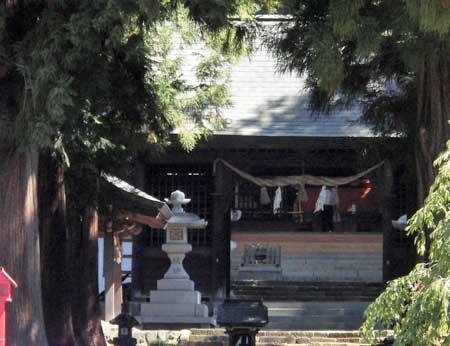 川口浅間神社1